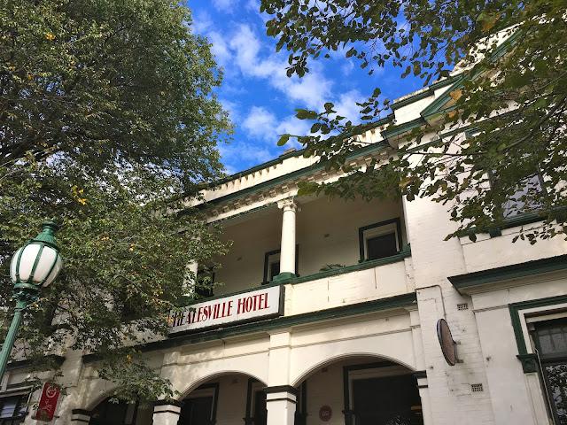Healesville Hotel, Yarra Valley