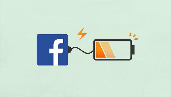 حذف تطبيق فيسبوك يوفر 20 في المئة من سعة بطارية هواتف أندرويد!