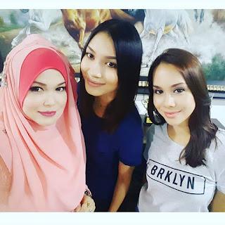 Senarai Pelakon Drama Cucu Tauke Beras TV3, Farisha Irwayu, Zahirah Macwilson, Tania Hudson,