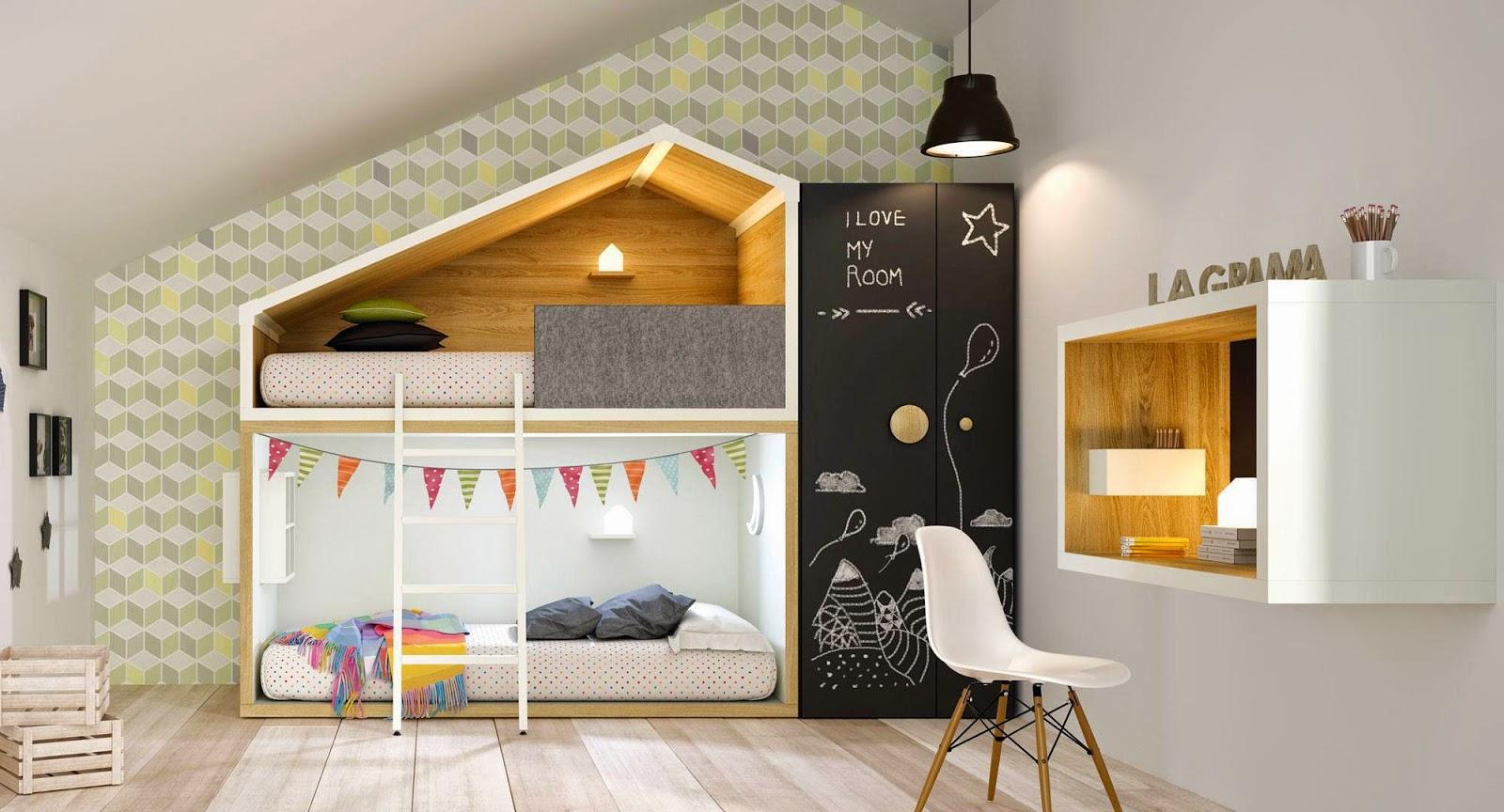 Literas originales - Habitaciones ninos originales ...