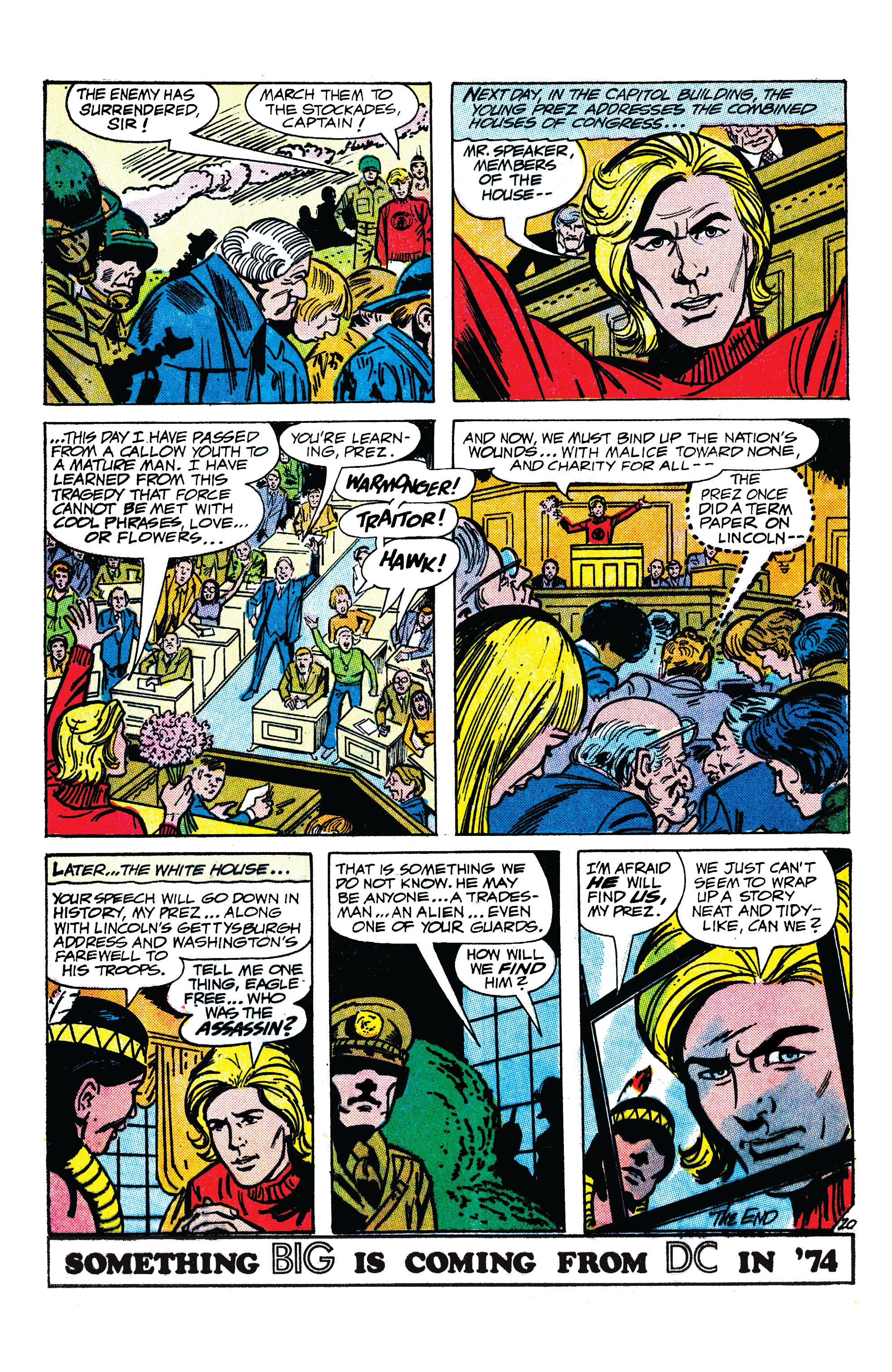 Prez (1973) 3 Page 20