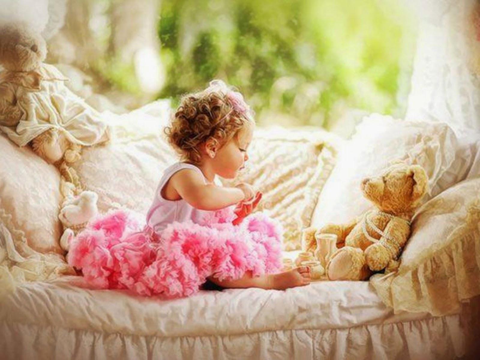 アリスと百合の不思議な世界 画像 美しい 可愛い Bedtime Story