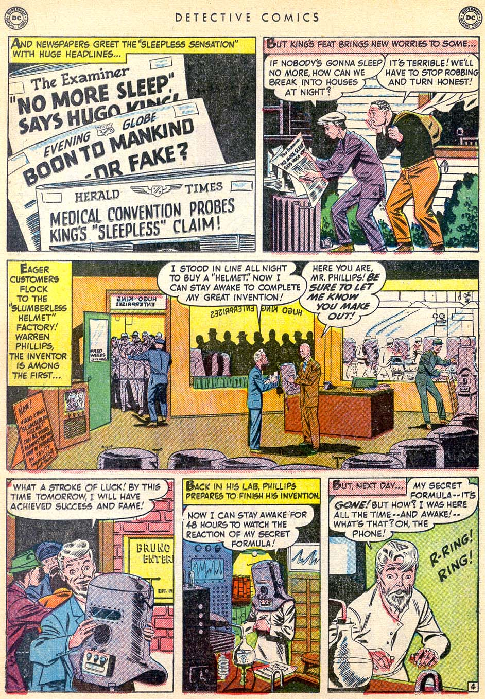 Detective Comics (1937) 165 Page 18