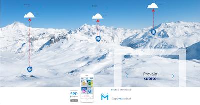 MySnowMaps è una piattaforma Web e Mobile dedicata al mondo dell'escursionismo sulla neve