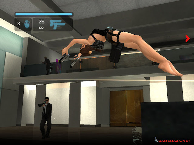 Tomb Raider Legend Gameplay Screenshot 4