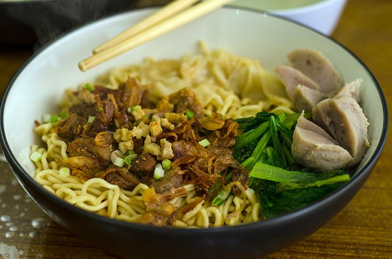 Bonanza Kuliner Mie Ayam Pangsit