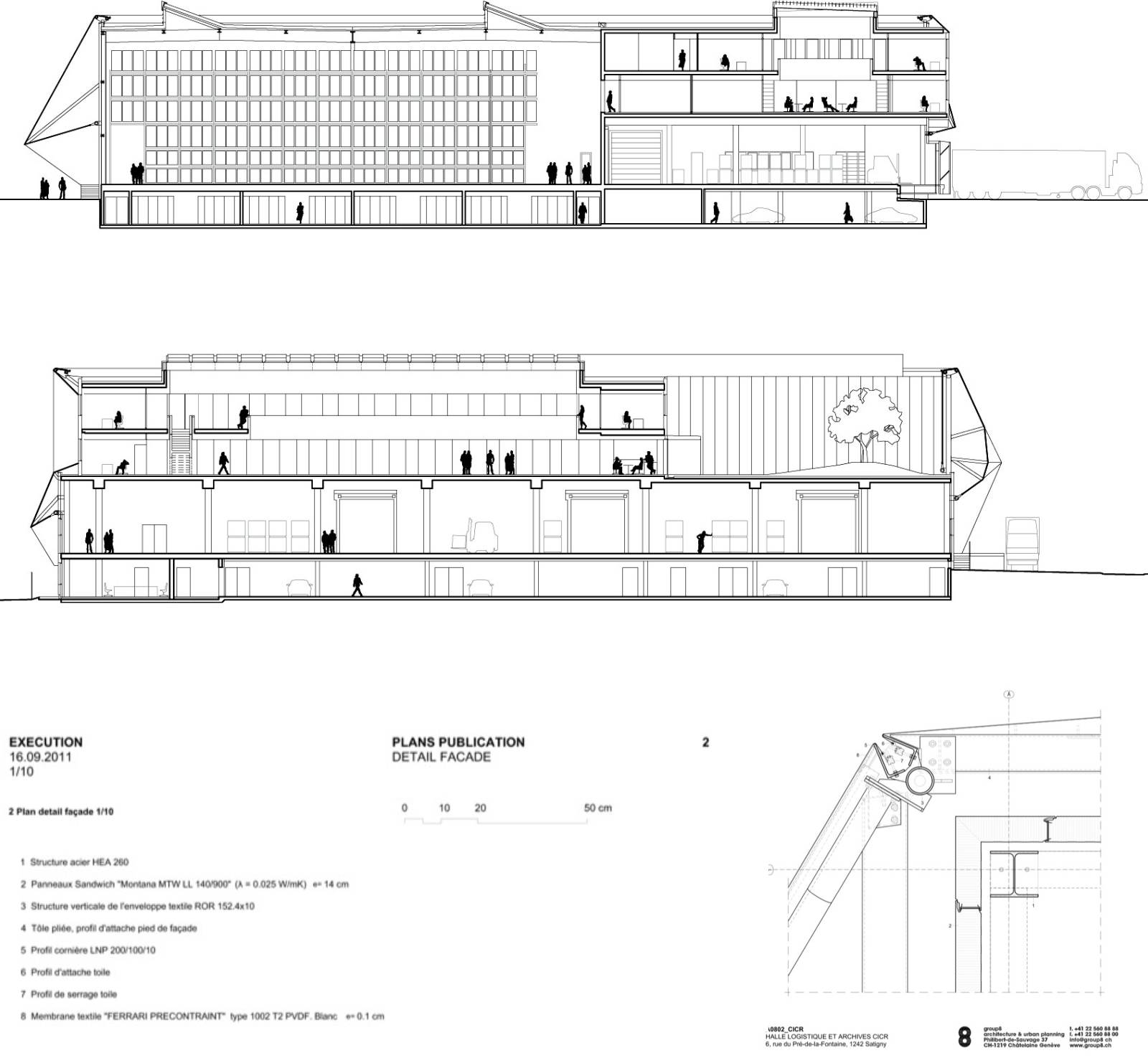 ICRC LOGISTICS COMPLEX BY GROUP8