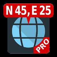 Map Coordinates Pro