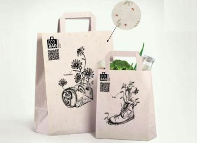 paper bag keren