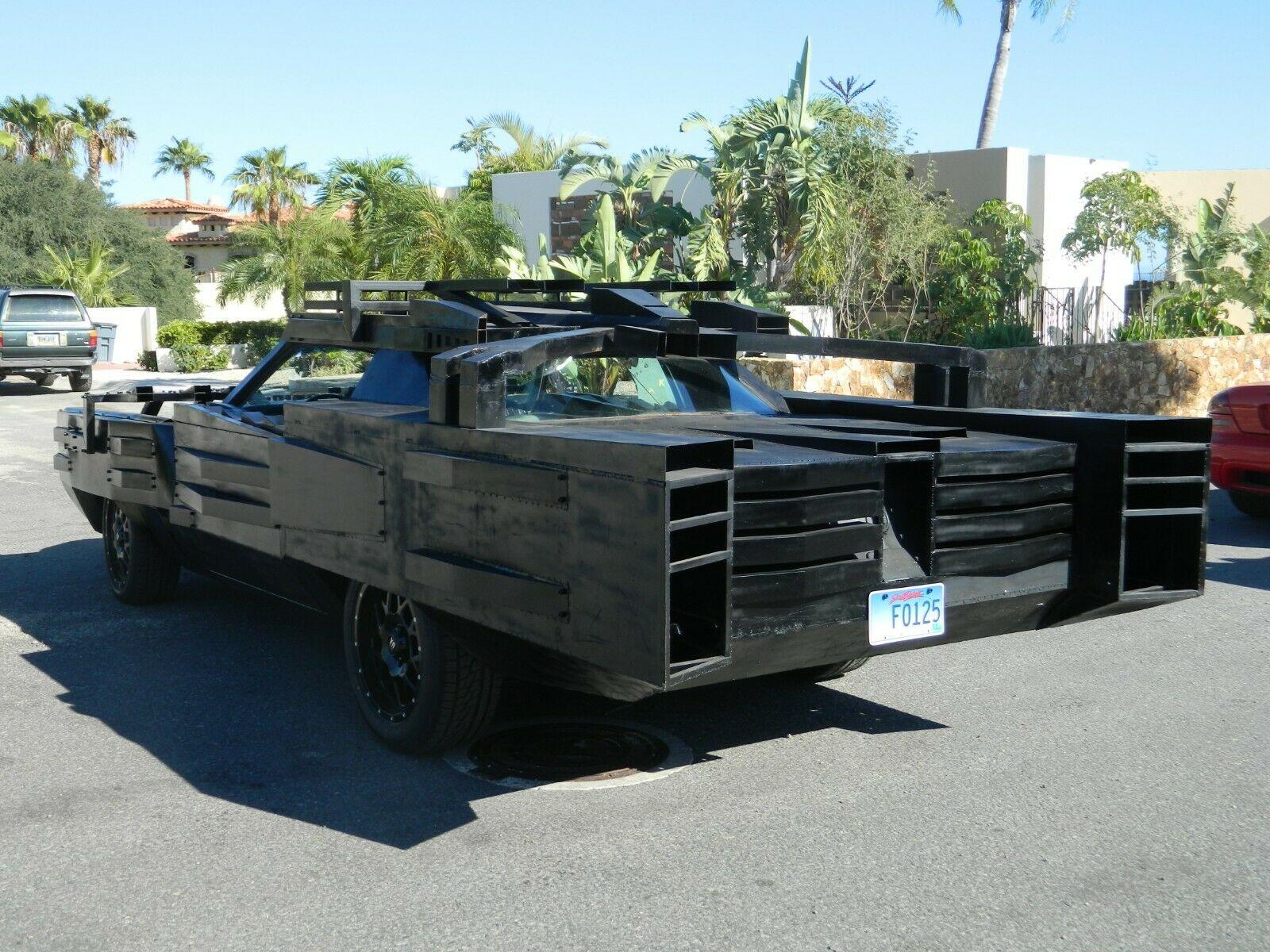 Another Batmobile: 1967 Cadillac Eldorado