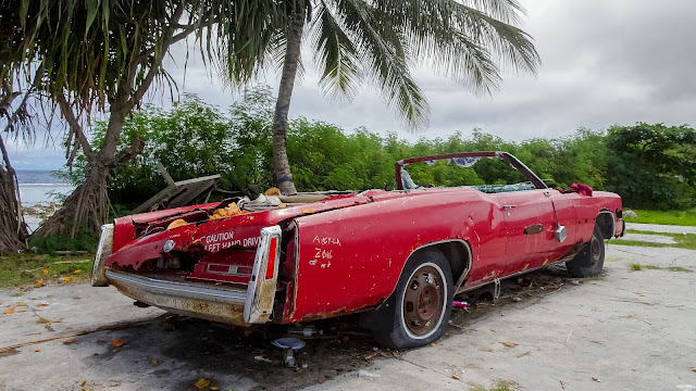 20 years ago almost every Nauruan had a Cadillac