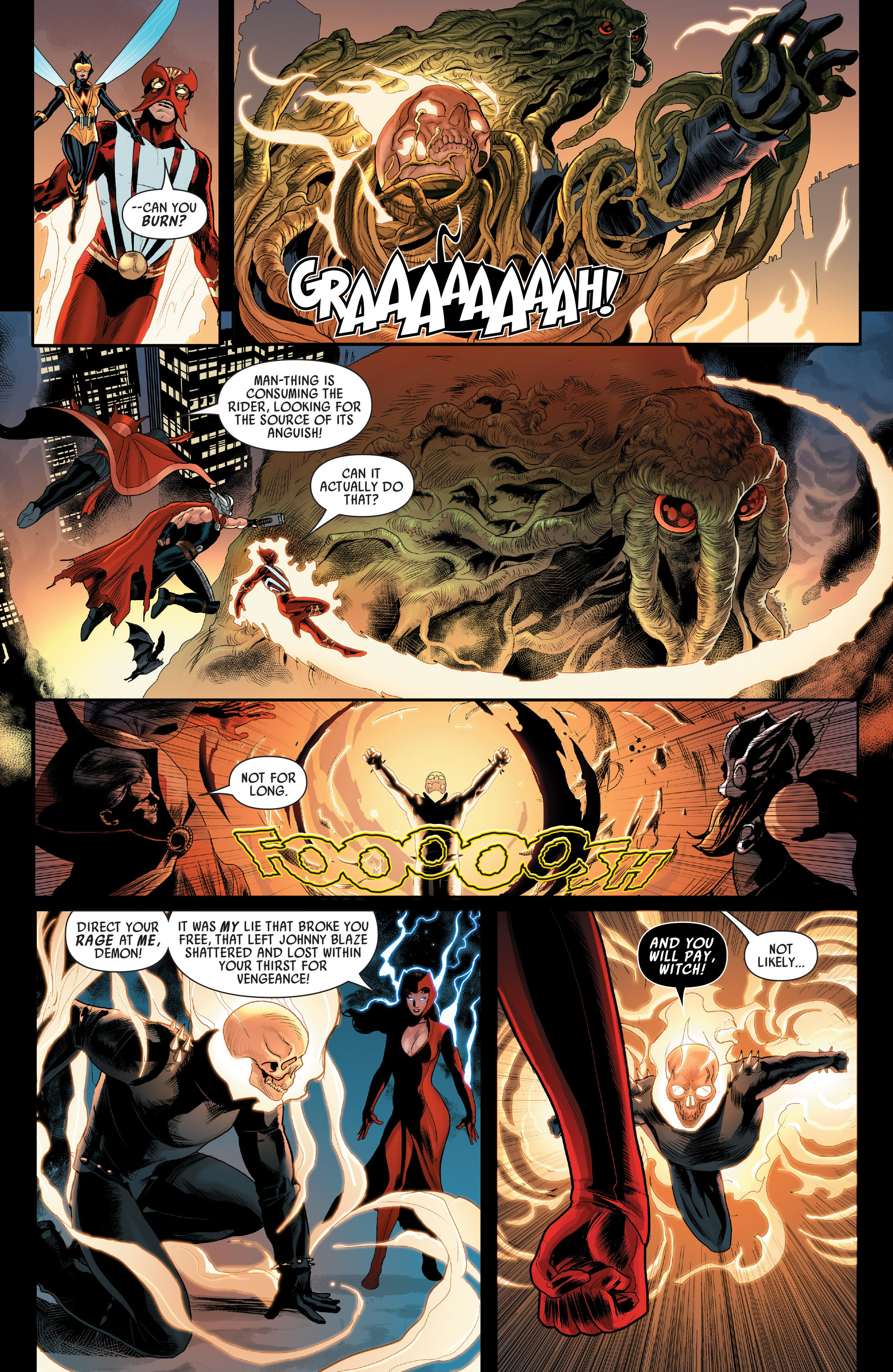 Read online Uncanny Avengers (2012) comic -  Issue # Annual 1 - 30