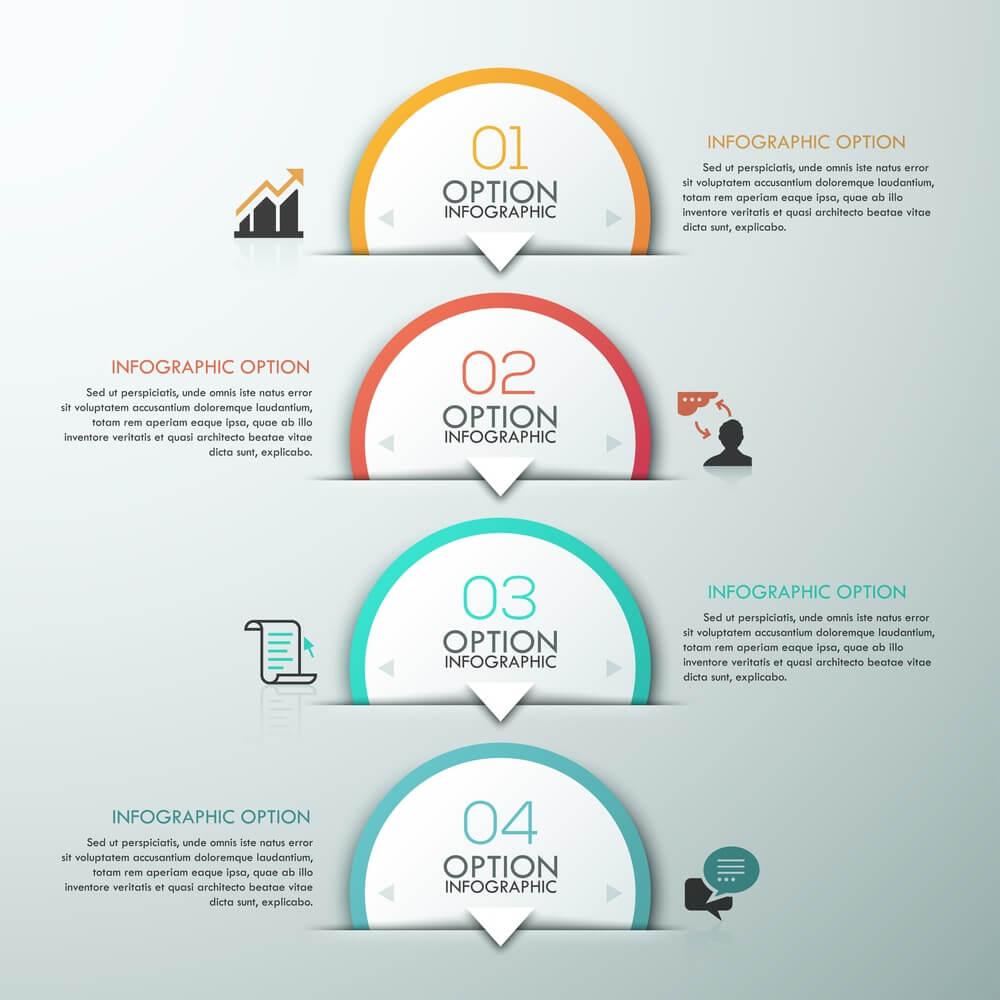 Infographics Creative Image