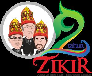Dua tahun Pemerintahan ZIKIR posting untuk perlombaan