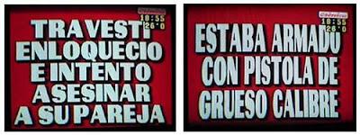 Noticias bizarras de cronica tv