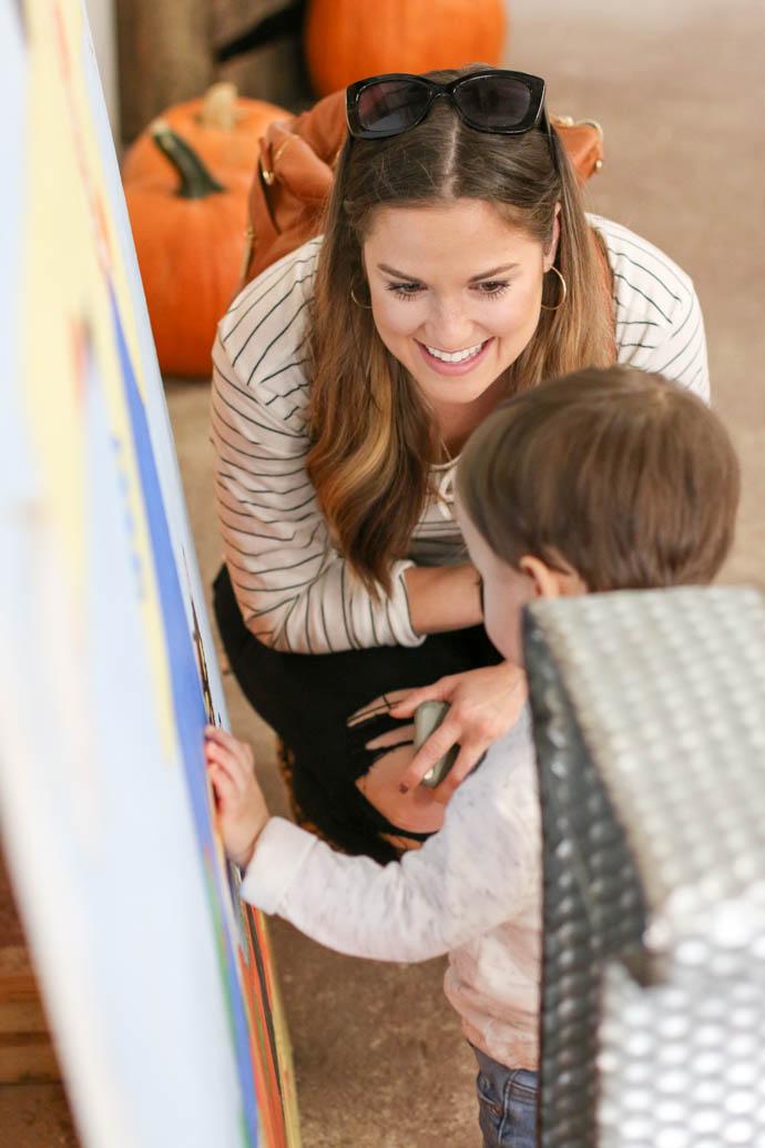 motherhood blogger