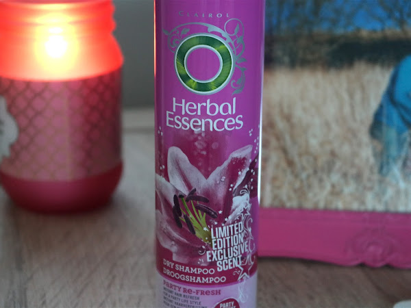 Herbal Essences Party Refresh Dry Shampoo