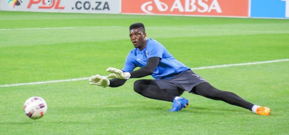 Akpeyi shines in Chippa United win, Okwuosa voted Man of the Match.