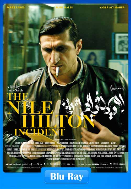 The Nile Hilton Incident 2017 720p BRRip 999MB Poster