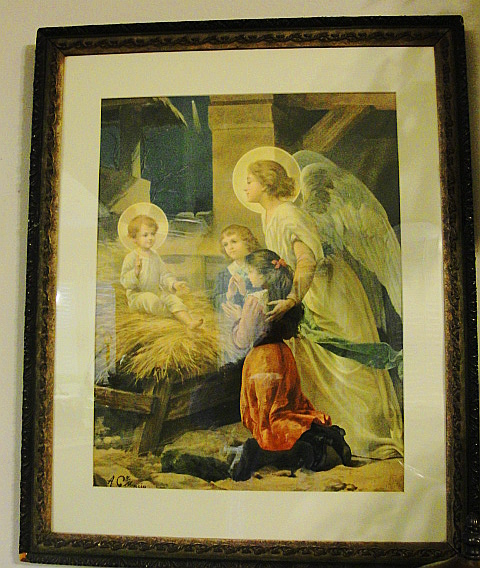 Catholic Home Decor: A Little Heaven At Home With A