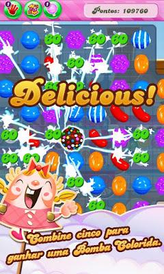Baixar - Candy Crush Saga v1.79.0.3 APk mod (Jogos de Alivio)