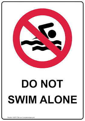don't Swim Alone
