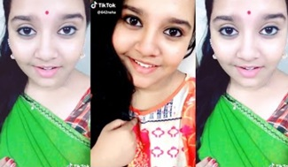 Child Artist Neha Cute Dubsmash Videos