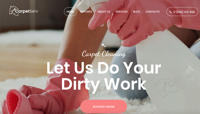 Top 10 Best Cleaning Company WordPress Themes 2018