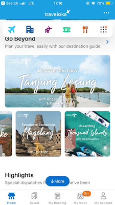 Traveloka Gabung Co Branding Promosikan Wonderful Indonesia