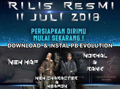 Cara Download dan Instal PB Garena Evolution Indonesia