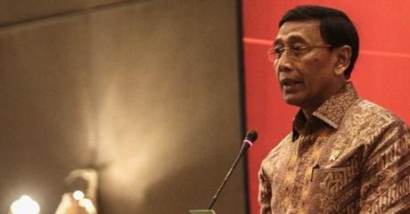 Wiranto: Kalau Demo Jadi Lahan Bisnis, Tidak Fair Lagi
