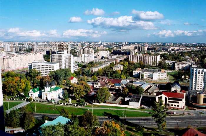 Minsk, Capital de Belarus