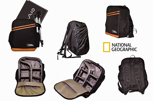 Jual Tas Kamera dan Laptop NG National Geographic
