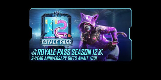 PUBG Mobile Sezon 12 Royale Pass çıkış tarihi resmen açıklandı