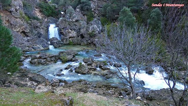 Paraiso, Nacimiento río Borosa, Pontones, Sierra de Cazorla, Jaén, Andalucía