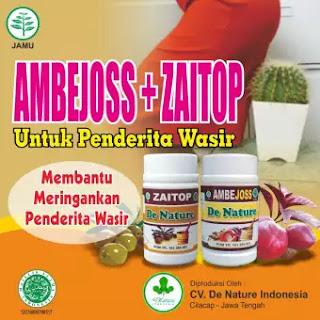 PENGOBATAN TRADISIONAL AMBEIEN ATAU WASIR
