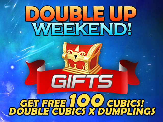 Red - Clash of Heroes' Double up WEAKend Event
