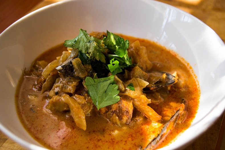 Korma (kuruma) - kuchnia indyjska