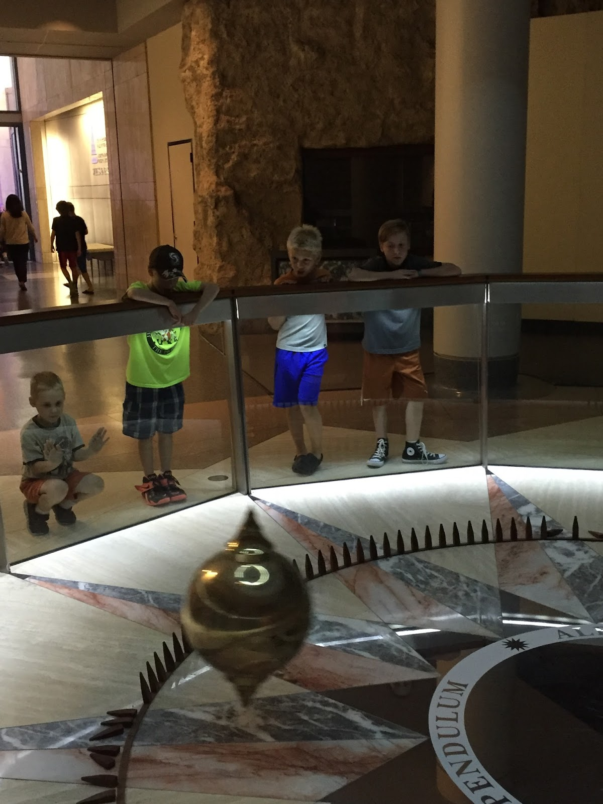 Keitha's Chaos: Road Trip 2016 - Houston Museum of Natural Science
