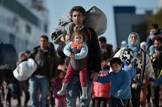 répartition des demandeurs d'asile