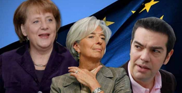 Το Βερολίνο, το ΔΝΤ και ο Τσίπρας