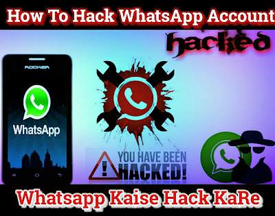 how to hack someone whastapp account