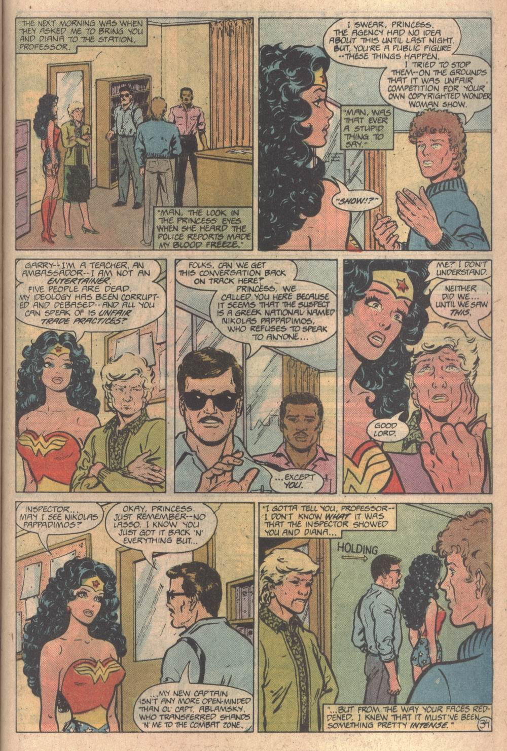 Read online Wonder Woman (1987) comic -  Issue # Annual 2 - 35