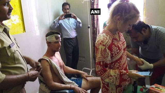 Swiss couple brutally thrashed in Fatehpur Sikri, Sushma Swaraj seeks report from UP government