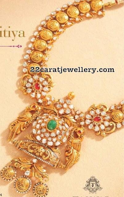 Kasu Mala by Talwar Sons Jewellers