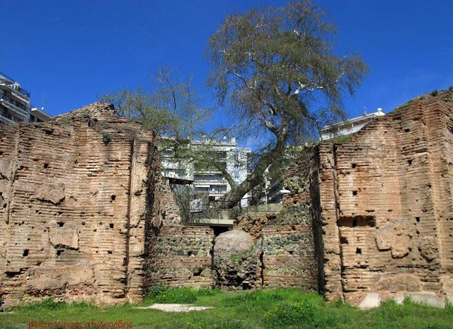 Σεπτέμβριος στα Μνημεία της Θεσσαλονίκης