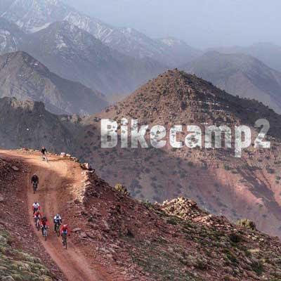 مخيم الدراجة الجبلية (النسخة الثانية) أكيمدن 1/2 أبريل 2017
