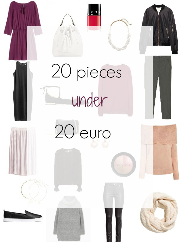 20 affordable pieces to shop right now - Ioanna's Notebook