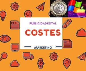 En publicidad digital los costes y sus modelos de marketing que eligen las empresas ¿cuáles son?