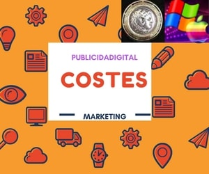 Marketing: publicidad digital y costes